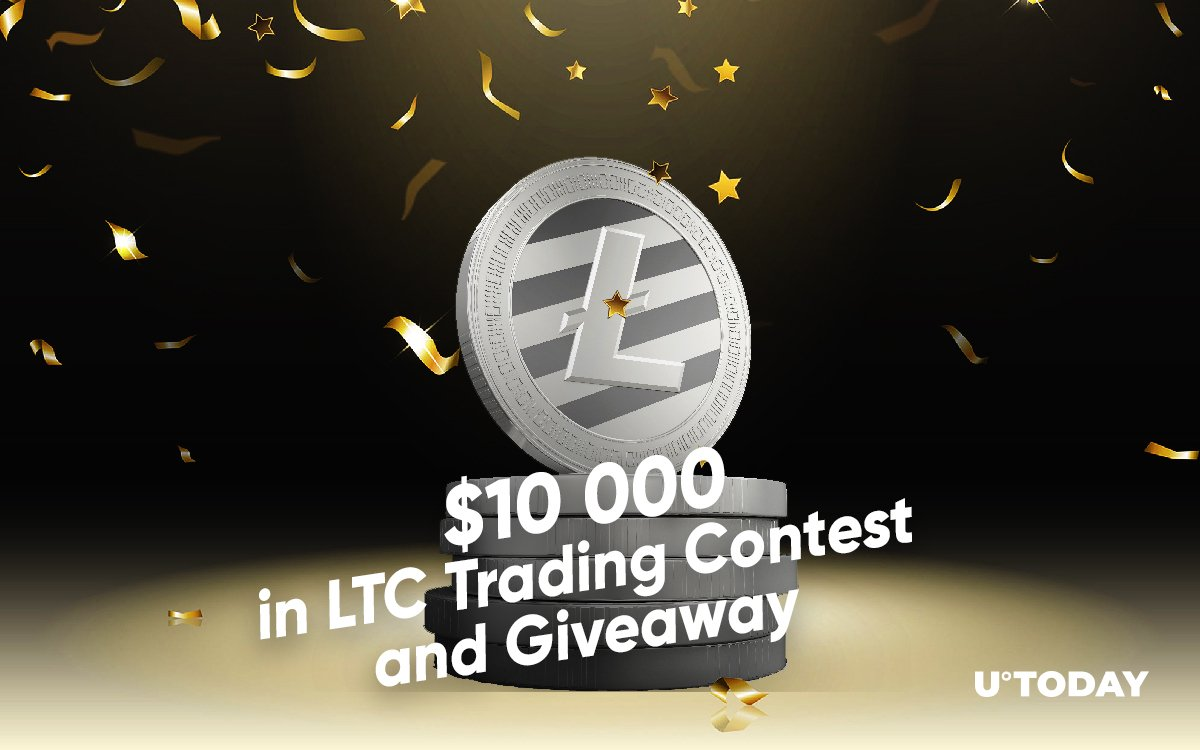 $10 000 in LTC Trading Contest and Giveaway to Celebrate