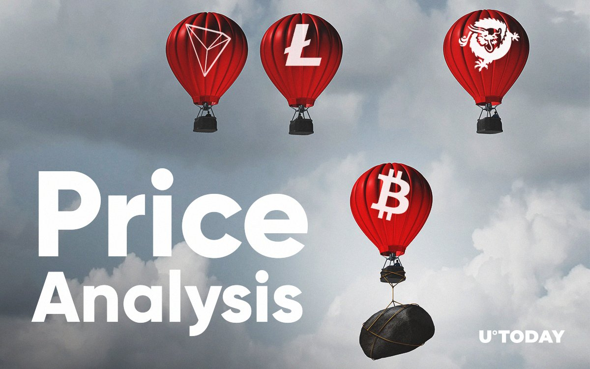 BTC, LTC, BSV, TRX Price Analysis — Altcoins Are Giving