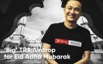 Tron Founder Justin Sun 'Flirts' with Muslims, Promising 'Big' TRX Airdrop for Eid Adha Mubarak