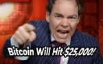 Financial Analyst Max Keiser Explains Why Bitcoin Price Will Hit $25,000