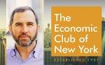 Ripple CEO Brad Garlinghouse to Speak at Elite Economic Club of New York Forum on October 8