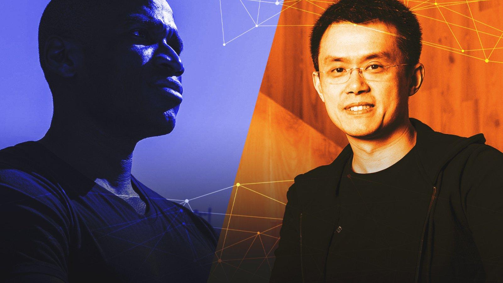 BitMEX Accuses Binance of Plagiarism, Changpeng Zhao Posts