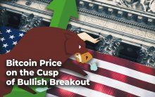 Bitcoin Price on the Cusp of Bullish Breakout as US Stocks Inch Closer to Record Highs