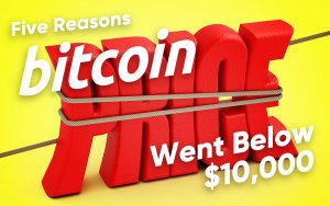 Forbes: Five Reasons Bitcoin Price Went Below $10,000