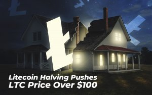 Litecoin Halving Pushes LTC Price Over $100, Block Mining Goes Faster Than Expected
