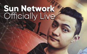 SunNetwork Is Live Officially, Tron's Capacity Will Improve, Promises Justin Sun