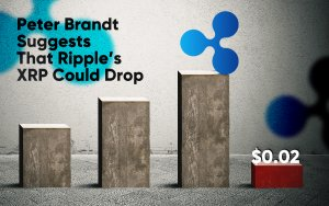 Trading Legend Peter Brandt Suggests That Ripple's XRP Price Could Drop to $0.02