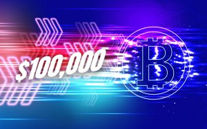 Analyst Predicts When Bitcoin Price Will Hit $100,000 Based on Power-Law Growth Model