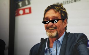John McAfee Releases Preliminary White Paper for Zombie Coin to 'Shut Up' His Haters