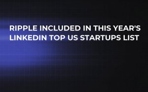 Ripple Included in This Year's LinkedIn Top US Startups List