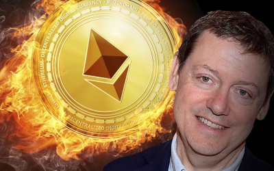 Ethereum (ETH) Price Inching Closer to $200, Up More Than 15 Percent Since  Fred Wilson's Doom-Laden Blog Post