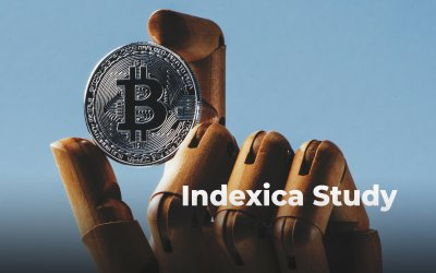 Bitcoin Price Is Driven by Competing Altcoins and Novel Blockchain Technologies: Indexica Study