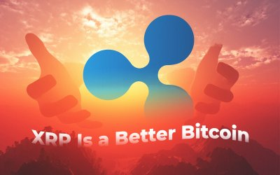 XRP Is a Better Bitcoin, Say Ripple Builders