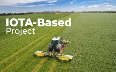 IOTA-Based Project to Advance Agriculture in Germany