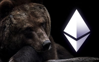 Ethereum (ETH) Price Predicted to See More Downside After Succumbing to Bearish Pattern