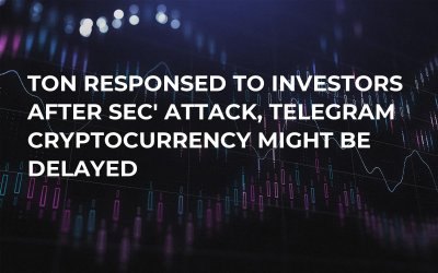 TON Responds to Investors After SEC's Attack, Telegram Cryptocurrency Might Be Delayed