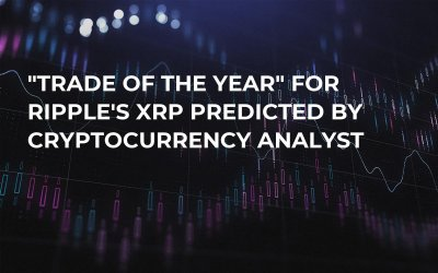 """Trade of the Year"" for Ripple's XRP Predicted by Cryptocurrency Analyst"