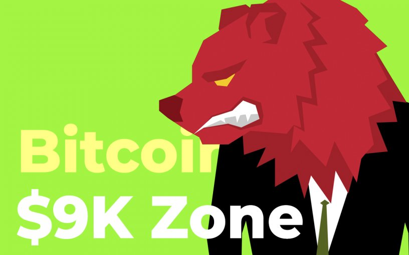 """""""Bitcoin (BTC) Price Is Heading $9K Zone In A Few Days""""- Analysts Say. Bears Are Back?"""