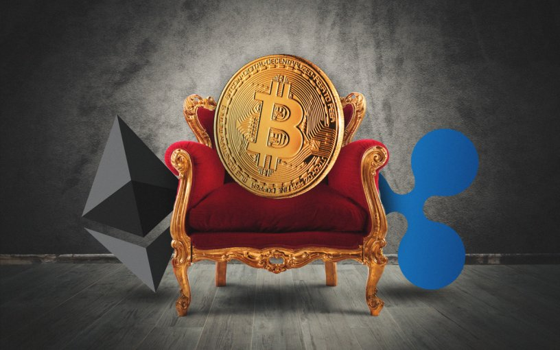 TOP 3 Price Predictions: BTC, ETH, XRP — Bitcoin's Dominance is Below 70%, Altcoins Are Back to a Sideways Trend